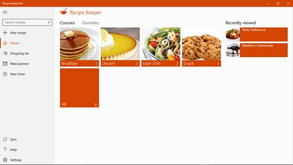Recipe keeper pro las mejores apps blog recipe keeper pro forumfinder Gallery